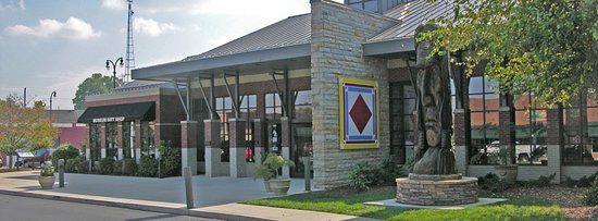 Cleveland, TN: Museum Center Entrance