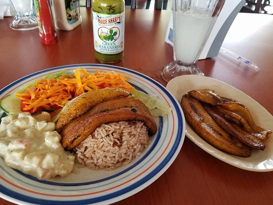 San Jose Succotz, Belize: Lunch