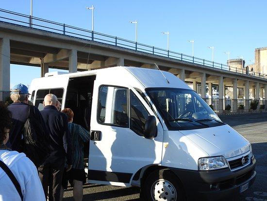 ItalyTours.EU: Our Van