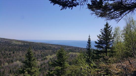 Cascade River State Park: lake view