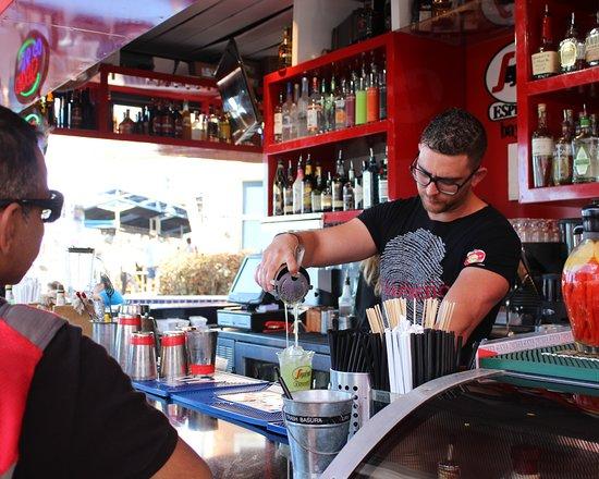 Segafredo Bayside: Bartenders