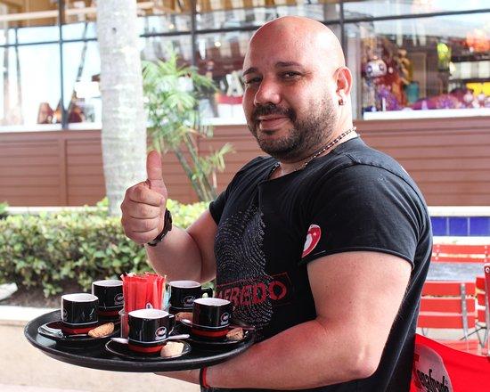 Segafredo Bayside: Espresso