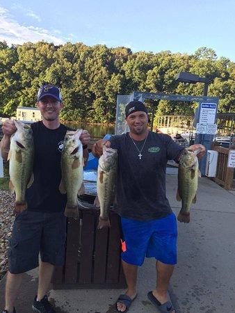 Lake of the Ozarks, MO: Tourney WIN!!!