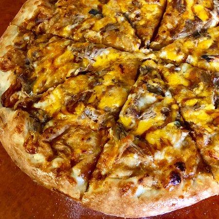 Chickamauga, GA: Phil's Primetime Pizza