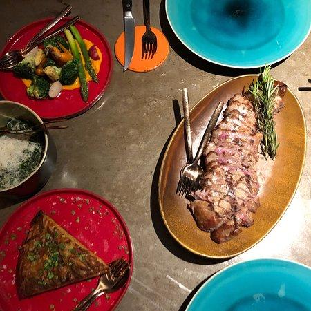 Bilde fra MUU Steakhouse