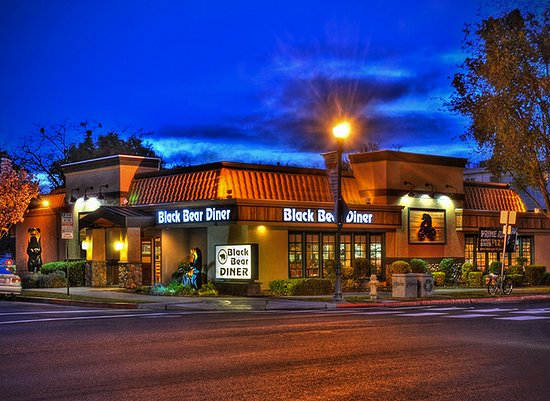 Danville, CA: Black Bear Diner
