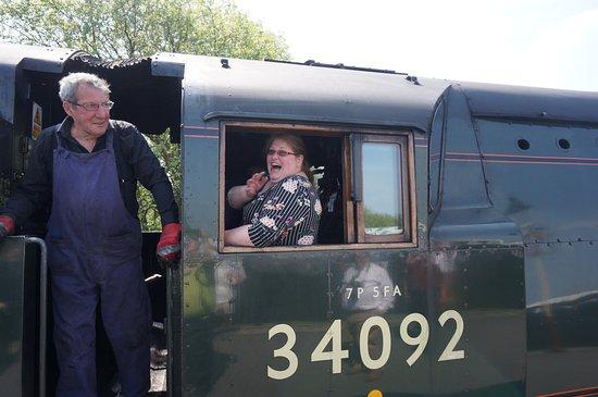 The East Lancashire Railway: Happy birthday girl!