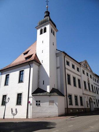 Städtische Kunstgalerie im Deutschordenshaus