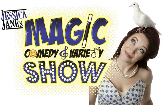 Jessica Jane's Magic, Comedy & Variety Show
