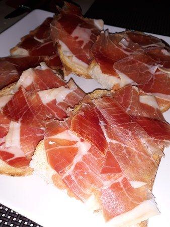 La Fresneda, Spain: La Grancha Restaurant
