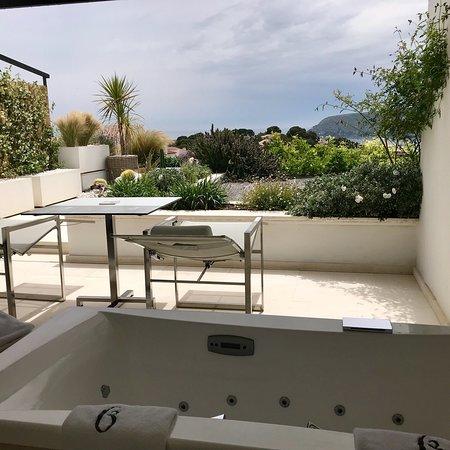 Hotel Calma Blanca: Chambre Cala Nans