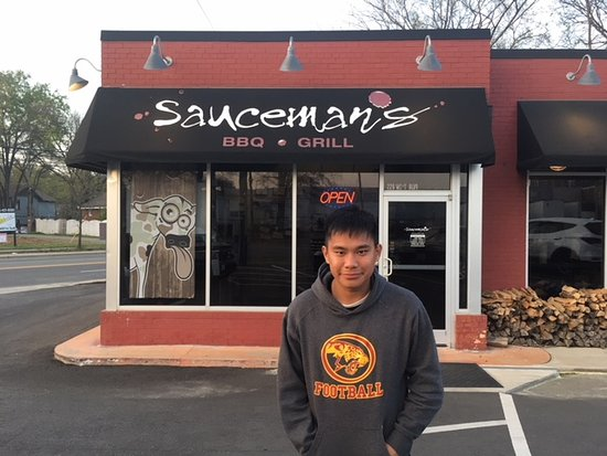 Sauceman's: Very Good BBQ