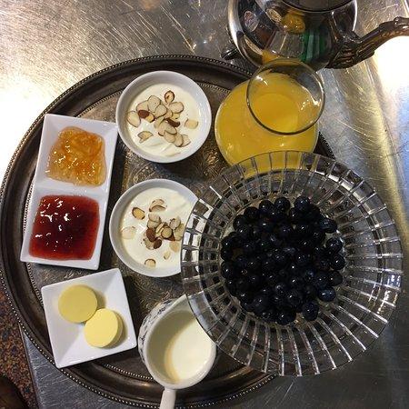 Tongariro Crossing Lodge: Continental breakfast