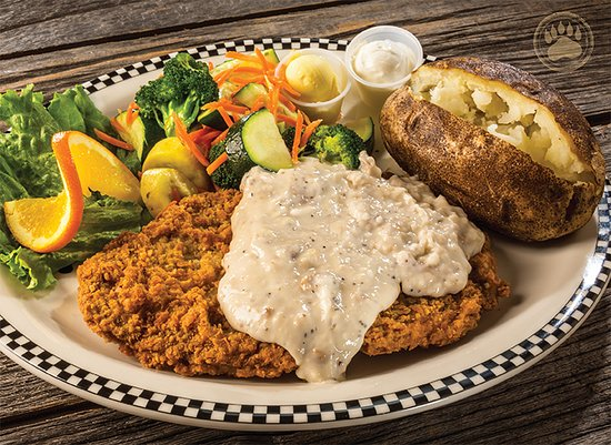 Willows, Californie : Chicken Fried Steak