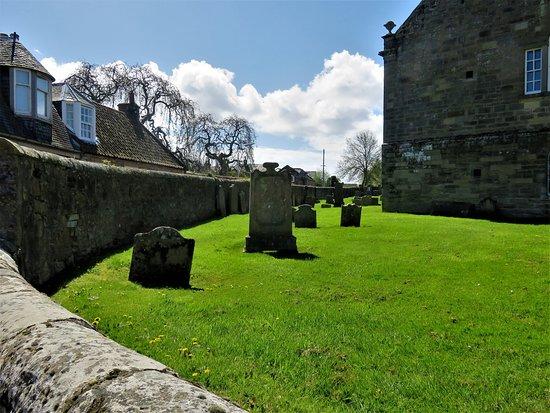 The Parish Church of Cupar Old & St Michael of Tarvit
