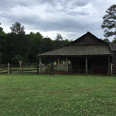 Historic Brattonsville: historic structure