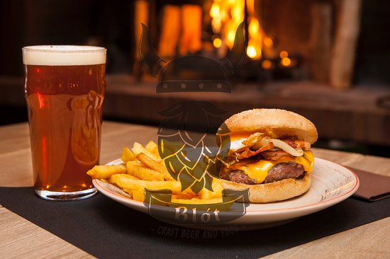 Blot - Craft Beer & Food: Burger Blót