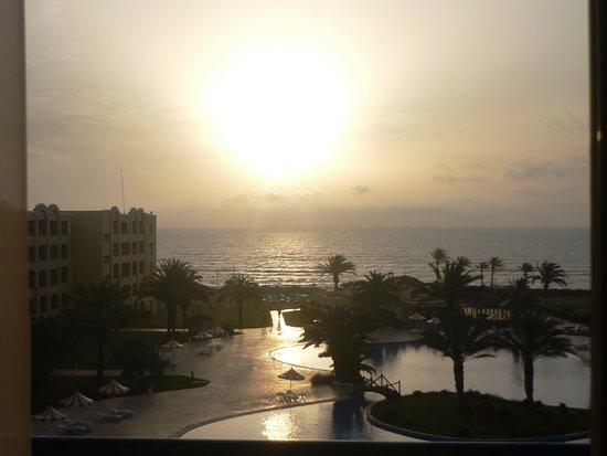 Hotel Nour Palace Resort & Thalasso: au réveil, le matin chambre bien située !