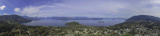 Lago Calafquen, Lican Ray