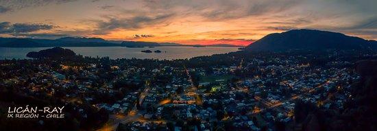 Lican Ray, Chile: Licanray