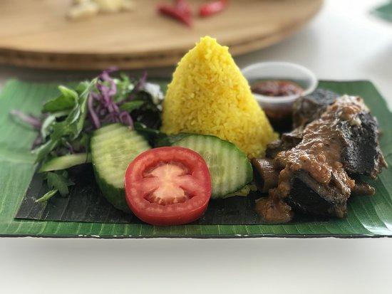 Bumbu Indonesian Grill: Beef Ribs Konro