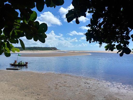 Жоао-Пессоа: Barra de gramame , litoral sul da paraiba