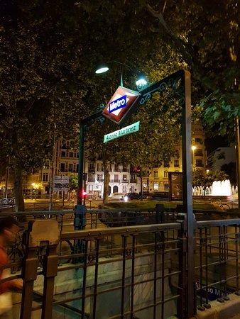 Madrid Metro: Great transport system