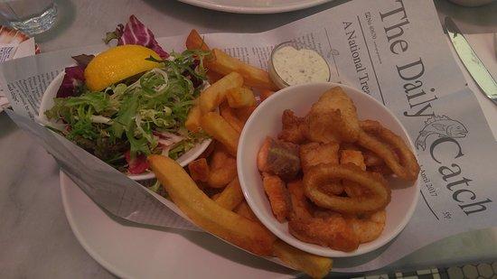 The Seafood Bar Ferdinand Bol照片