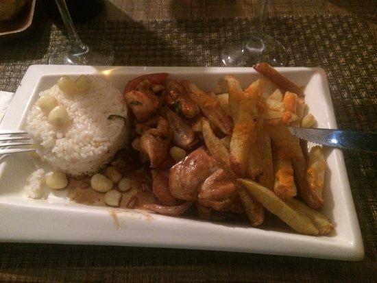 La Mulata : platos tradicionales bien preparados y bien servidos