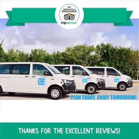 Top Cancun Shuttles