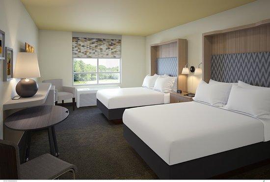 Dunmore, Pensilvania: Guest room