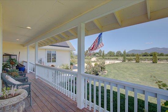 Balcony - Picture of Makiivka Estate Farm Reserve, Lakeport - Tripadvisor