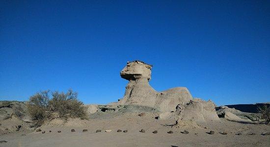 San Agustin del Valle Fertil, Argentina: Parque Provincial Ischigualasto