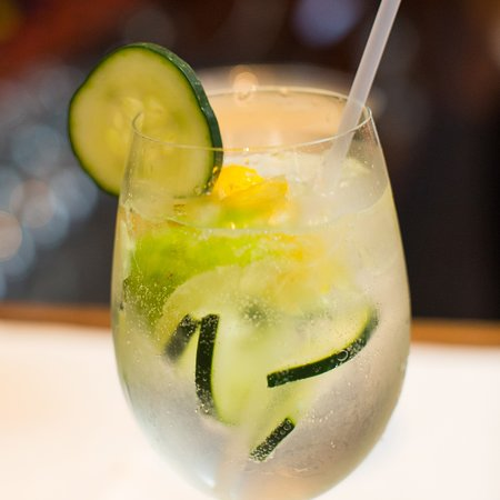 Basalt, CO: You'll have to try Javier's Gin & Tonic!