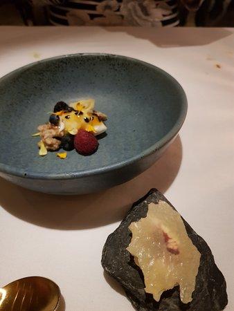 Tintoque: cheesecake