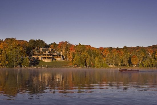 Lake Placid Lodge: Exterior