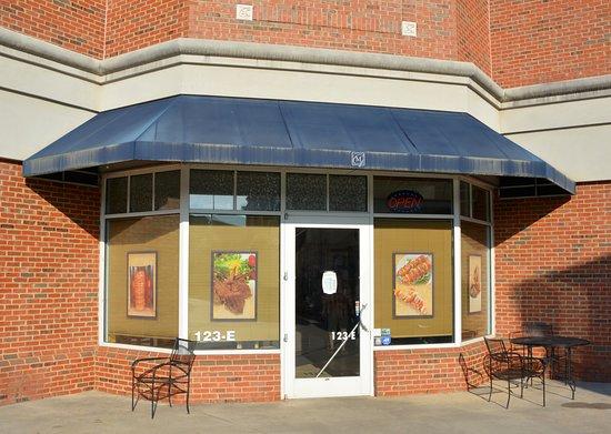 Kabab N Grill: Front Door