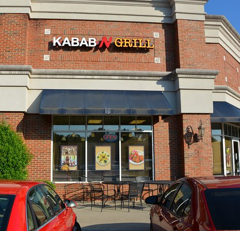 Kabab N Grill: Entrance