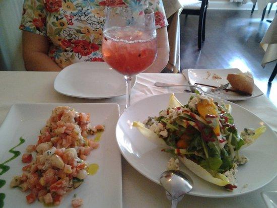 El Pulpo Restaurant and Tapas Bar: food