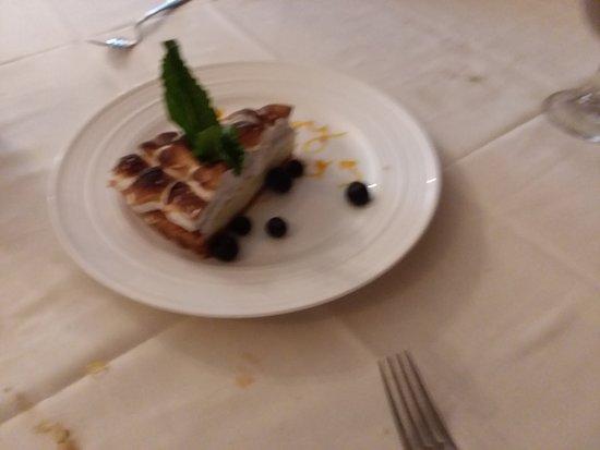 El Pulpo Restaurant and Tapas Bar: dessert
