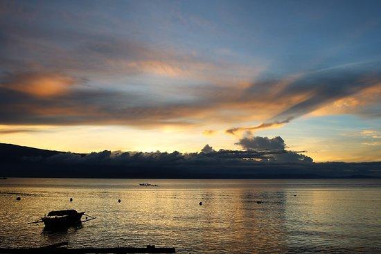 Sunset at Pantai Imbo - Poso City