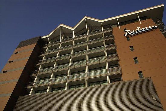 Radisson Summit Hotel And Golf: Exterior