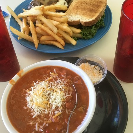 O.K. Cafe: Delicious lunch