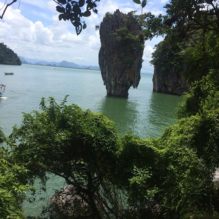 Phang Nga Province, تايلاند: Khaolak World Tour
