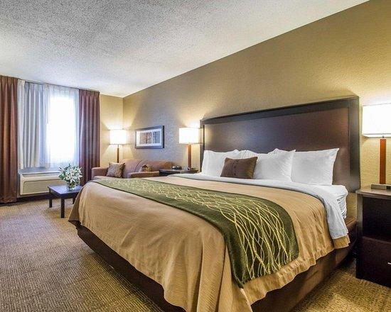 Harlan, Kentucky: Guest room