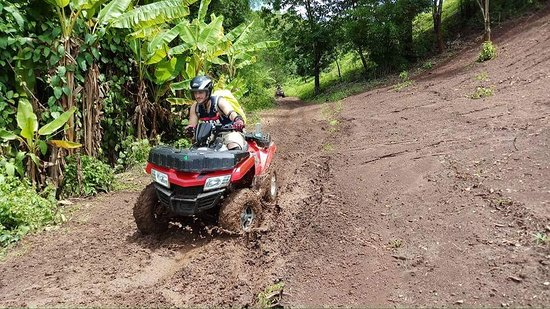 Ban Pong ATV Off-road: Extream Chiang Mai.