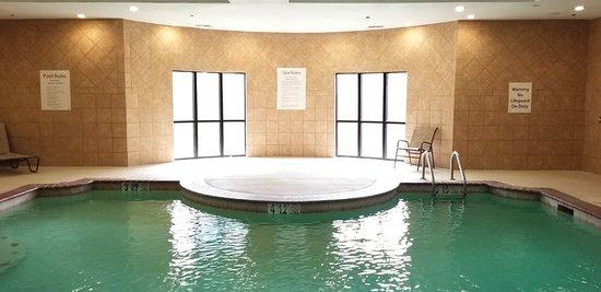 Holiday Inn Hotel & Suites Lake Charles South : Pool