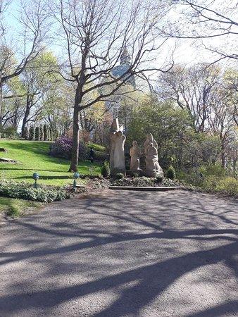 Προσευχητήριο του St. Joseph του Βουνού Royal: Garden