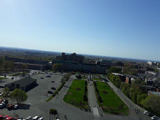 Προσευχητήριο του St. Joseph του Βουνού Royal: View from top terrace
