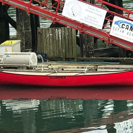 Canuck Canoe